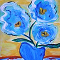 Imagine In Blue by Mary Carol Williams