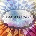 Imagine Sign by Lutz Baar