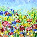 Imagining A Meadow by Regina Valluzzi