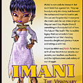 Imani, The Visionary by Darryl Crosby