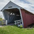 Imes Covered Bridge 2 by Teresa Wilson