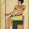 Imhotep, Egyptian Polymath by Wellcome Images
