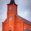 Immaculate Conception Catholic Church by Cricket Hackmann