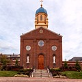 Immaculate Conception Chapel - University Of Dayton by Mountain Dreams