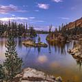 Imogene Lake by Leland D Howard