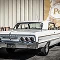 Impala by Jim Love