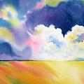Impending Storm by Deborah Ronglien