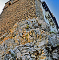 Impregnable Wall. Bran Castle - Dracula's Castle. by Andy Za