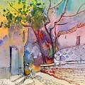 Impression De Trevelez Sierra Nevada 02 by Miki De Goodaboom