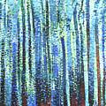 Impression Of Trees by Geoff Greene