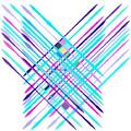 Improvised Geometry #2 by Bee-Bee Deigner