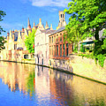 In Bruges by Dominic Piperata