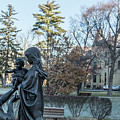 In Celebration Of Family Notre Dame 2 by John McGraw