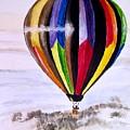 In Flight by Carol Blackhurst