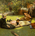 In Full Sunlight by James Tissot