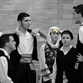 In Greek Discussion by Jost Houk