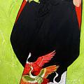 In Her Kimono by Juan Alcantara
