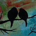 In Love Iv Wr by Mrs Wilkes Art