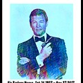 In Memory Of Roger Moore by Pd