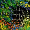 in My garden by Pol Ledent