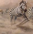 In Pursuit by Alan M Hunt