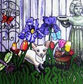 In The Chihuahua Garden Of Good And Evil by Genevieve Esson