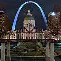 In The Heart Of St Louis by Frozen in Time Fine Art Photography