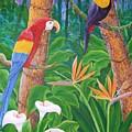 In The Jungle by Jubamo