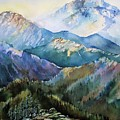 In The Mountains by Mary Lou McCambridge