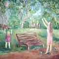 In The Park by Joseph Sandora Jr