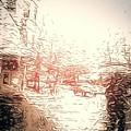 In The Rain by Eddie G