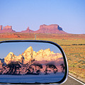 In The Rear View Mirror by Buddy Mays
