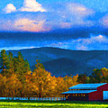 In The Rogue Valley by Mick Anderson