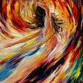 In The Vortex Of Passion by Leonid Afremov