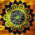 In Tune Mandala by Sandra Gallegos