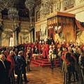 Inauguration by Anton von Werner