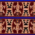 Inca Gecko Spirits by Vagabond Folk Art - Virginia Vivier