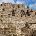 Inca Stone Ruins by Bob Phillips
