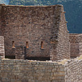 Inca Structure by Bob Phillips