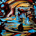 Incidental Landscape With Secret Reality by Carmen Fine Art