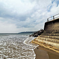 Incoming Tide - Charmouth by Susie Peek
