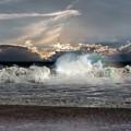 Incoming Tide by John Haldane