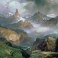 Index Peak by Thomas Moran
