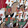 India: Military Festival by Granger