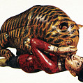 India: Tiger Attack by Granger