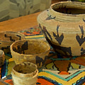 Indian Baskets 1 by Stephen Anderson