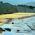 Indian Beach by Jerry Sodorff