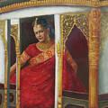 Indian Bride by Sylvia Castellanos