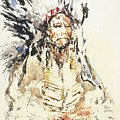 Indian Chief by Nicolay Paskevich