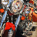 Indian Chieftan by Mark Pritchard